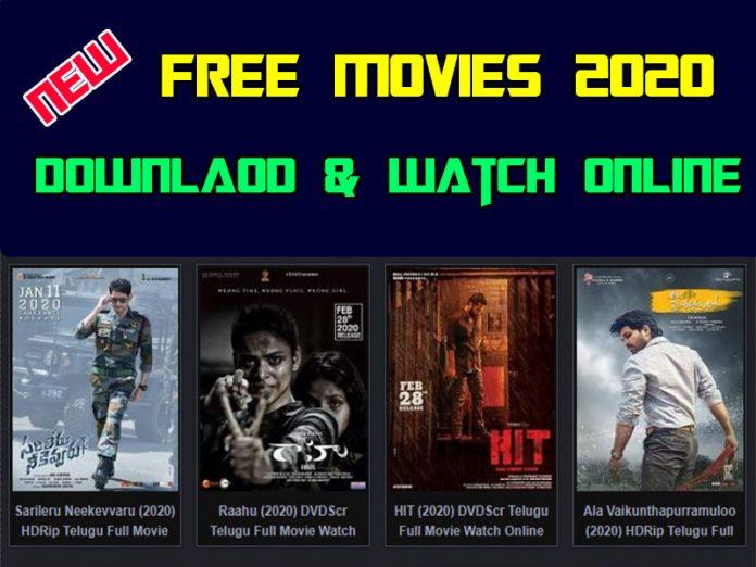 Best sites to download Telugu movies 2021