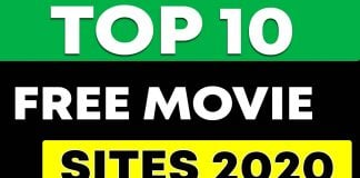 Top 10 Movie Download Sites