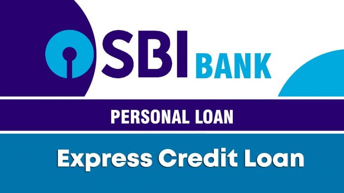 sbi xpress credit loan in telugu 2021 Full Details