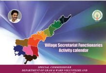 village secreteriate job details