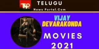 Vijay Devarakonda Upcoming Movies 2021