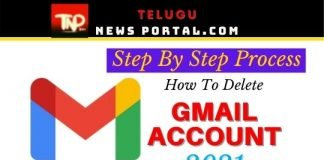 how to delete gmail account permanently 2021
