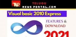 visual basic 2010 express download