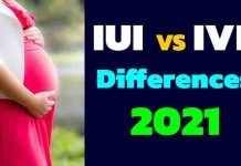 difference between IUI and IVF