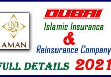 dubai islamic insurance & reinsurance company