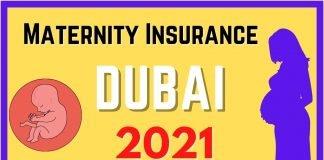 Health Insurance Plan for Pregnancy in Dubai 2021