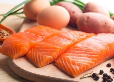 Salmon Fish Benefits And Side Effects In Telugu