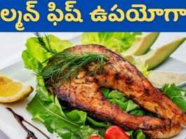 Salmon Fish Benefits And Side Effects In Telugu 2021