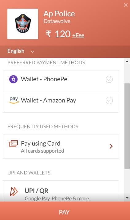 e challan ap payment options